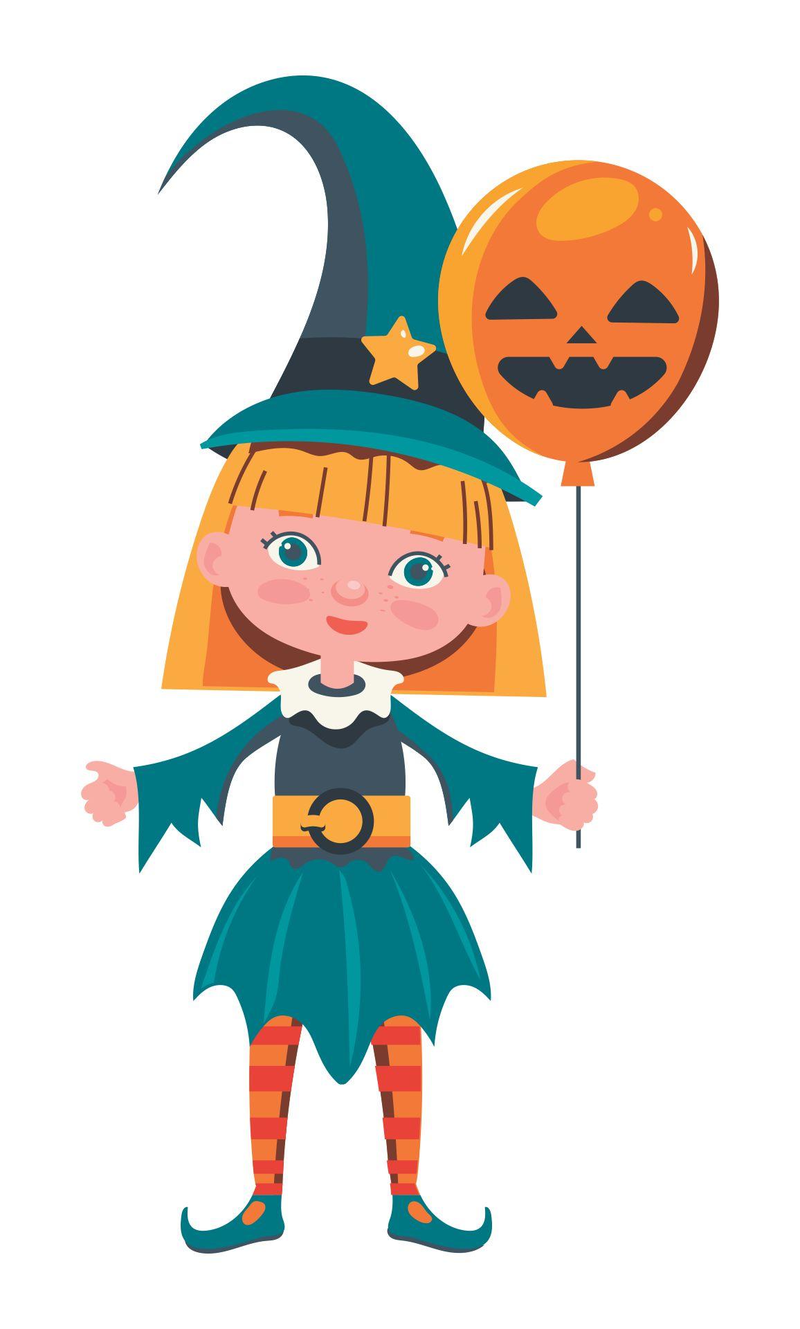 Printable Halloween Clip Art