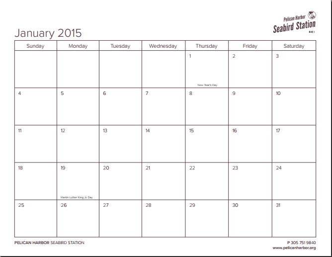 5 Images of Printable May 2015 8 X 11 Calendar Grid