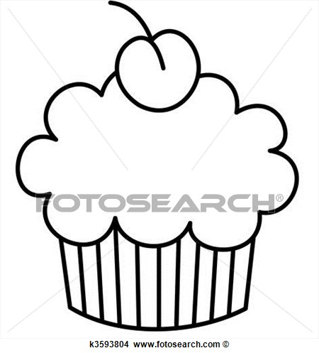 9 Images of Large Cupcake Printable