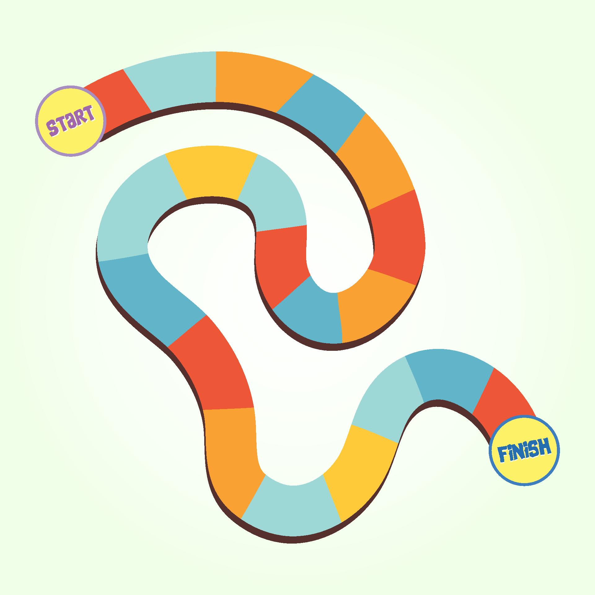 Free Printable Blank Board Games