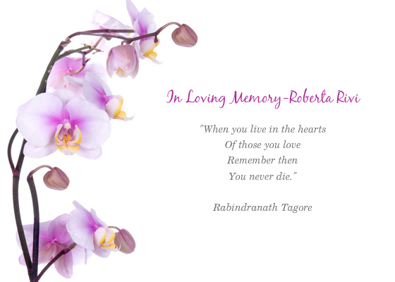 in memory cards templates - 9 best images of free printable memorial program template