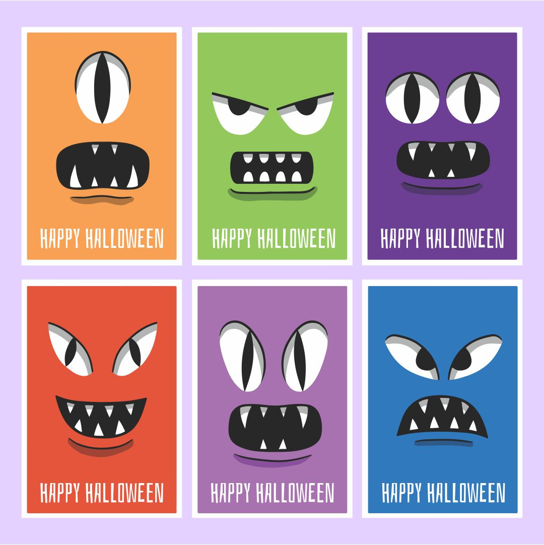 7 Images of Halloween Printable Gift Tags