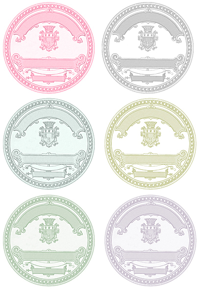7 Images of Printable Circle Labels DIY