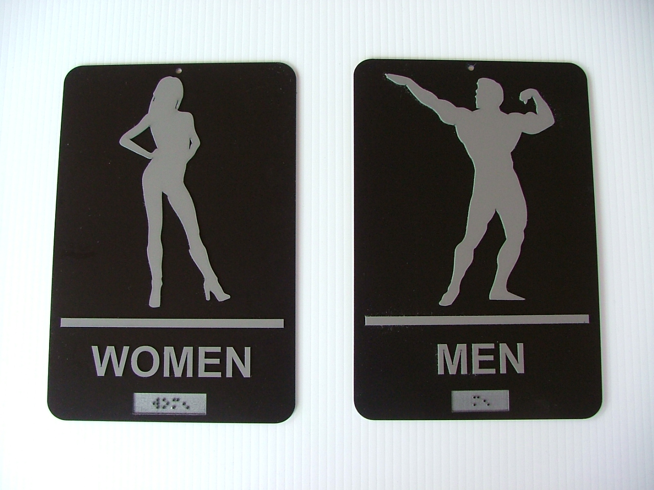 Funny Bathroom Signs Printable