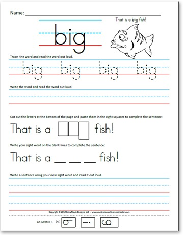 math worksheet : 6 best images of free writing worksheets printable kindergarten  : Free Printable Kindergarten Writing Worksheets