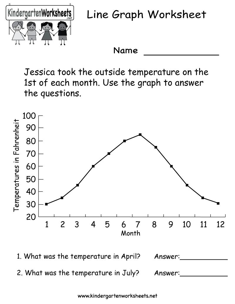 7 Images of Printable Graph Worksheets For Kindergarten