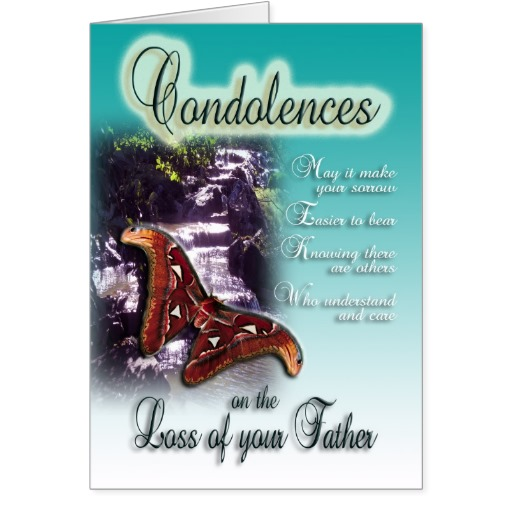 4 best images of printable cards for loss of father sympathy printable cards sympathy for loss