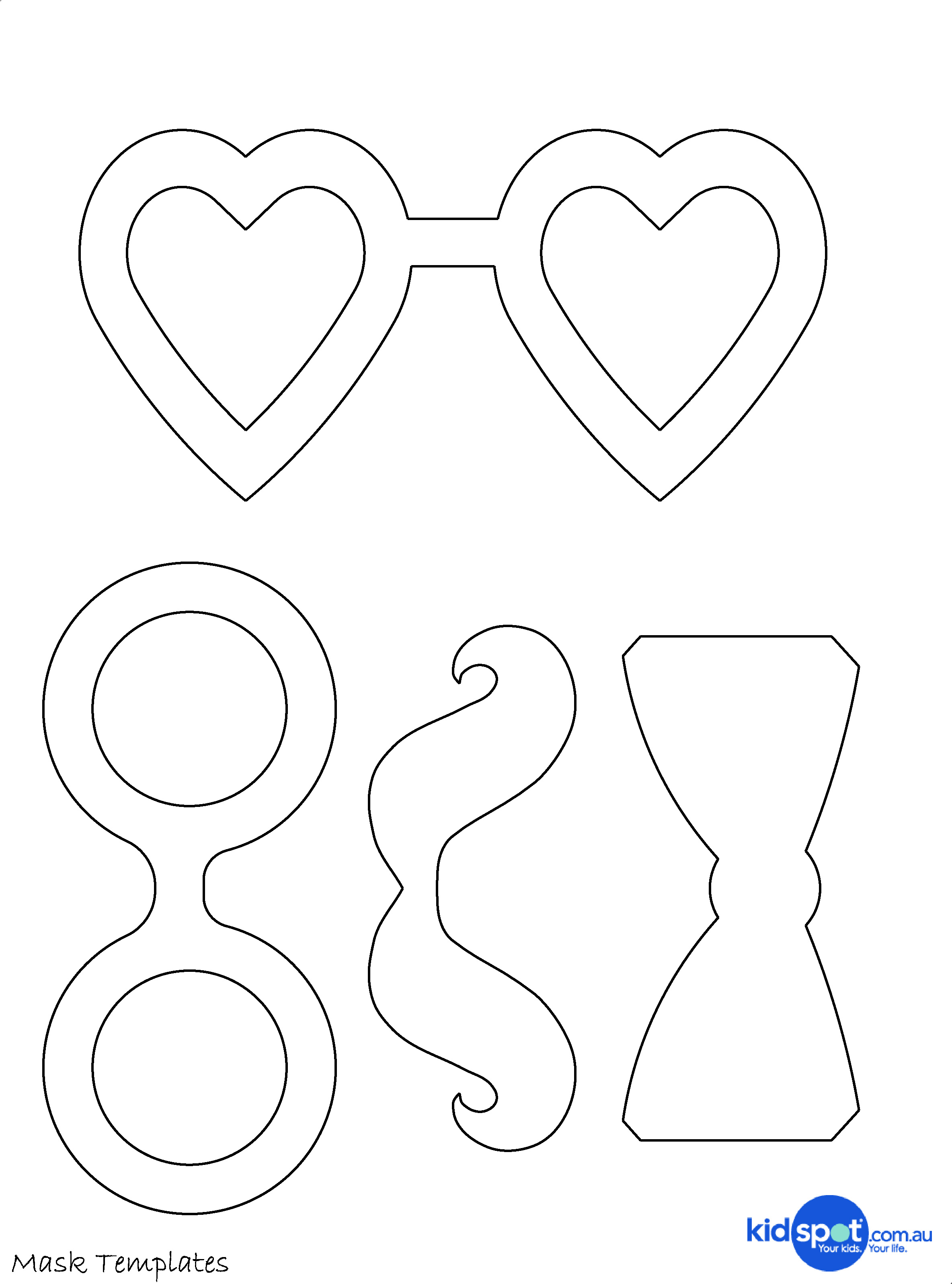 Как сделать шаблоны и трафареты своими руками
