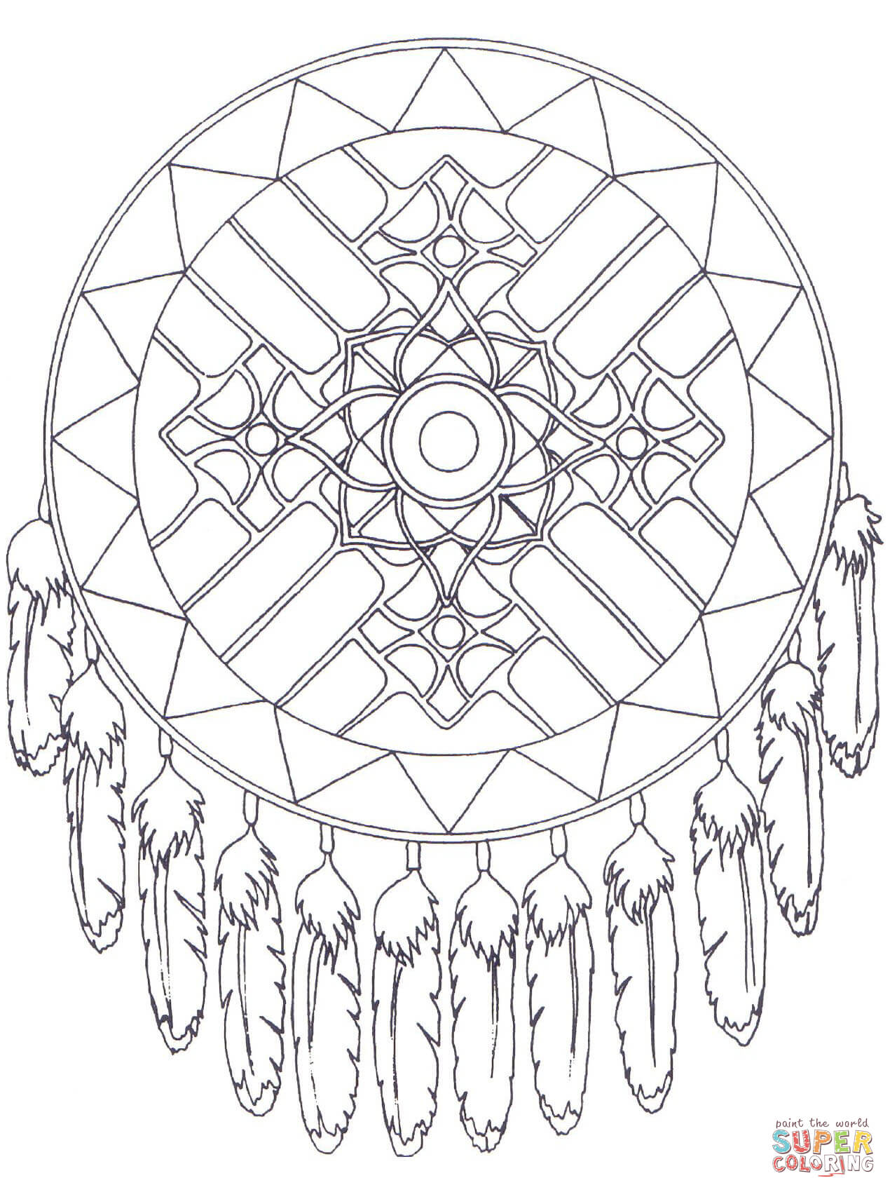 9 Images of Native Art Free Printable