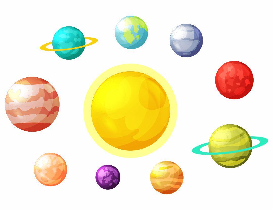 Planet Solar System for Kids Printables