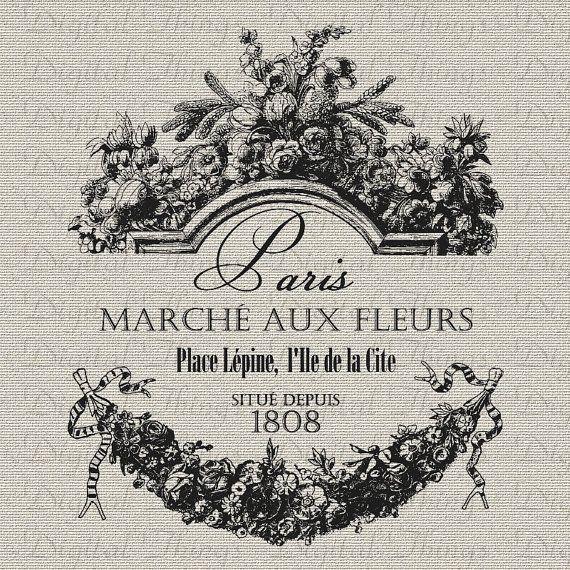 9 Images of Paris Script Printable
