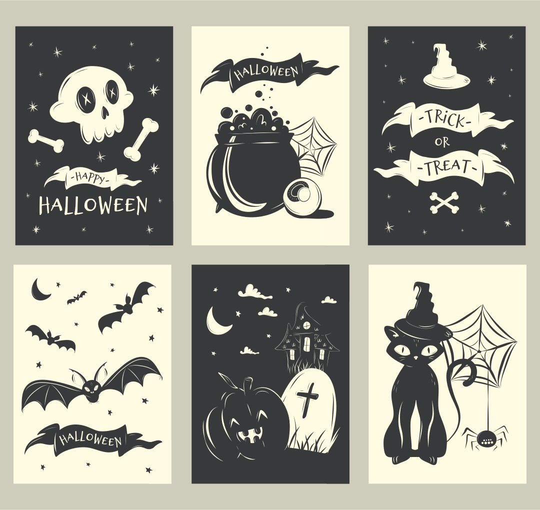 Printable Halloween Gift Tags