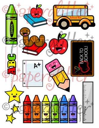 7 Images of Free Printable School Stuff