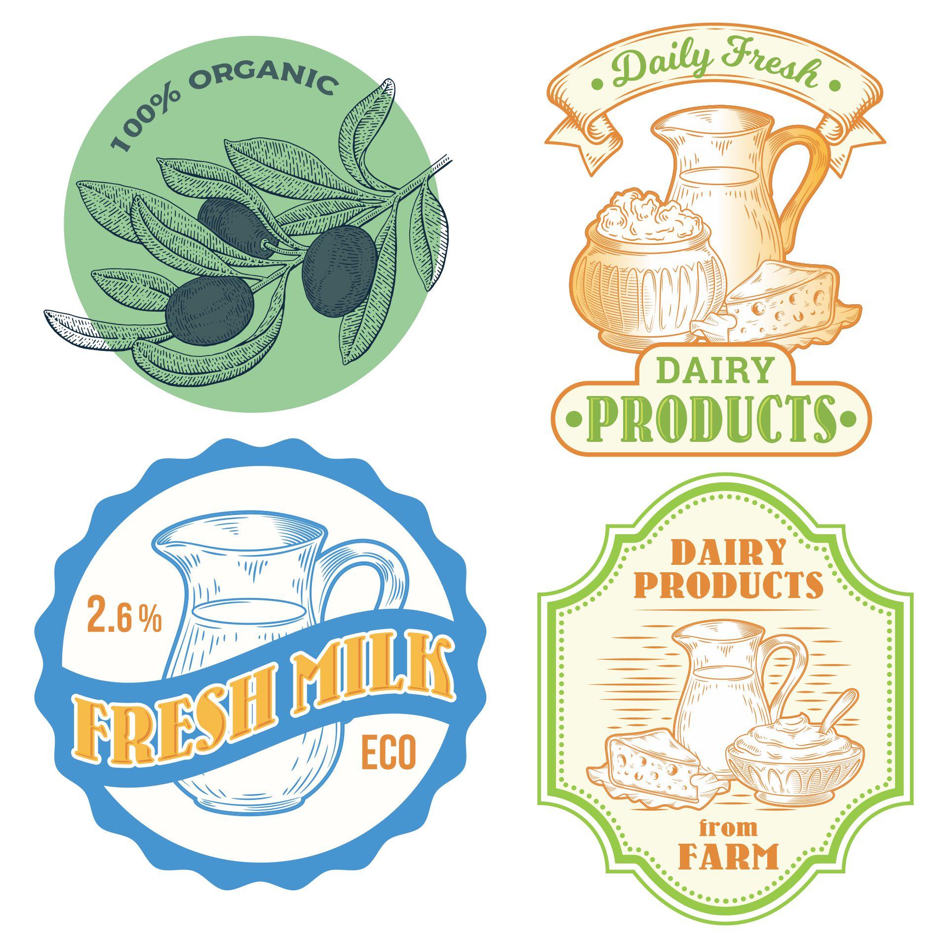 Vintage Can Labels Printables Free