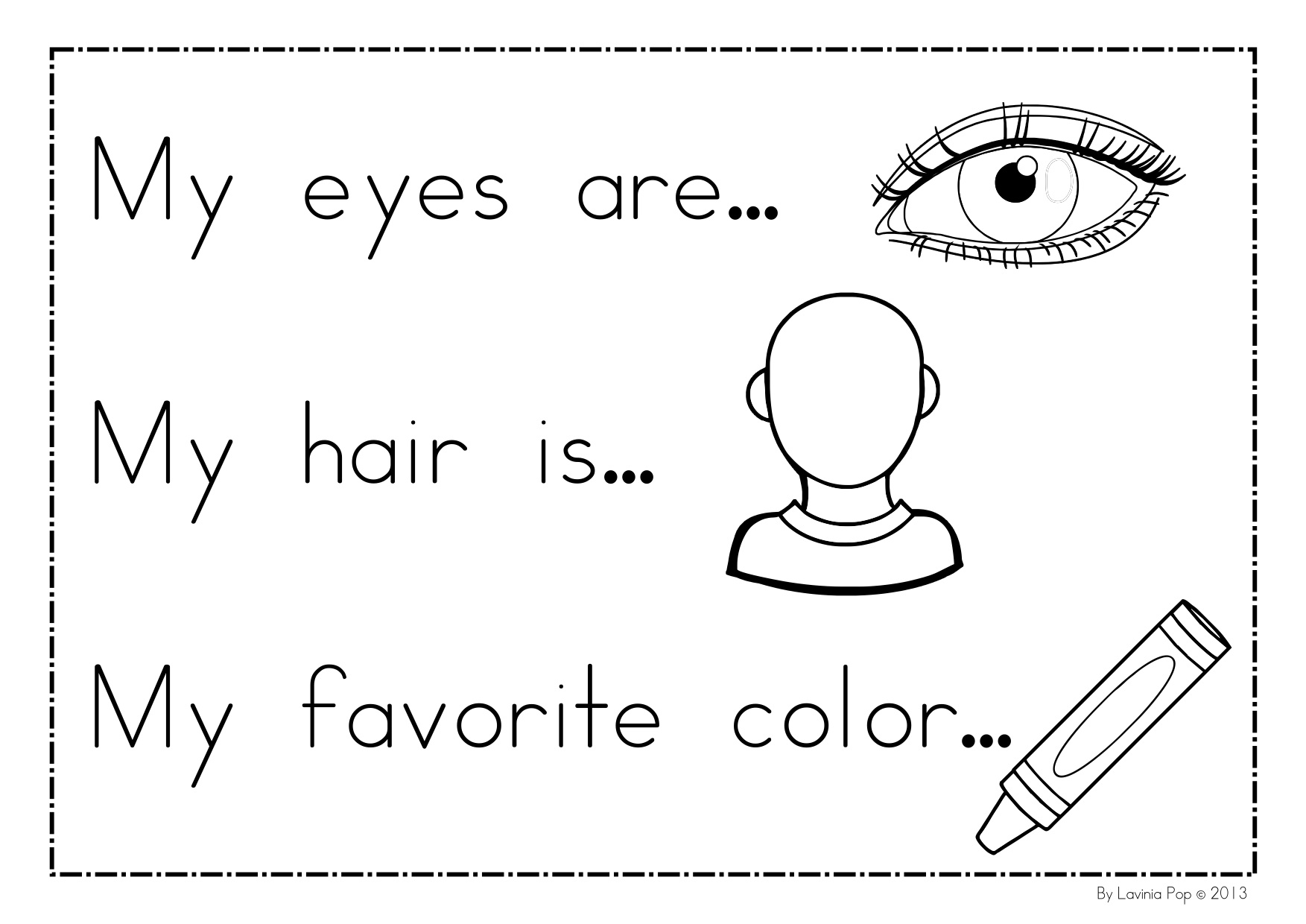 Clip Art I Am Special Coloring Pages i am special coloring pages futpal com futpal
