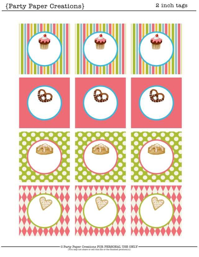 10 best images of bake sale printable tags free printable bake sale labels free printable for Bake sale labels