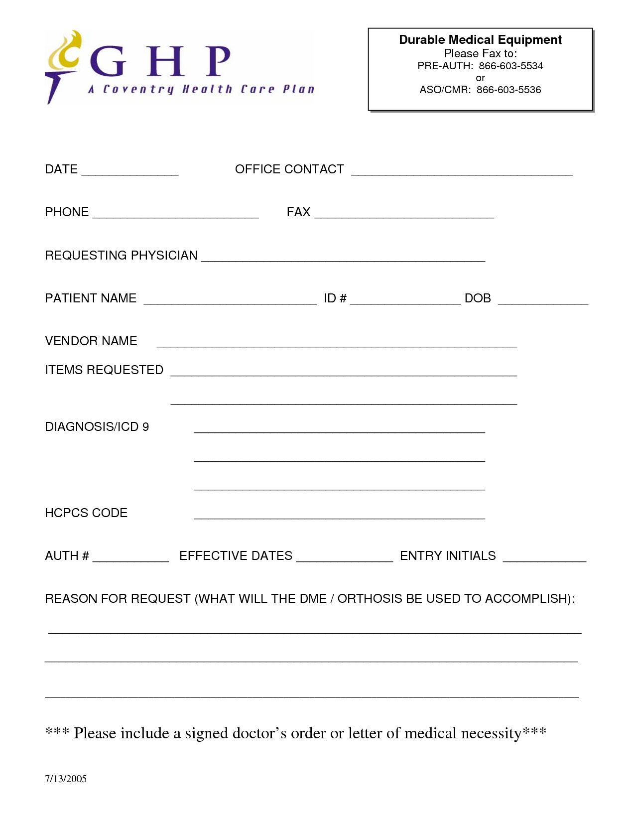 post free printable doctors forms 250872