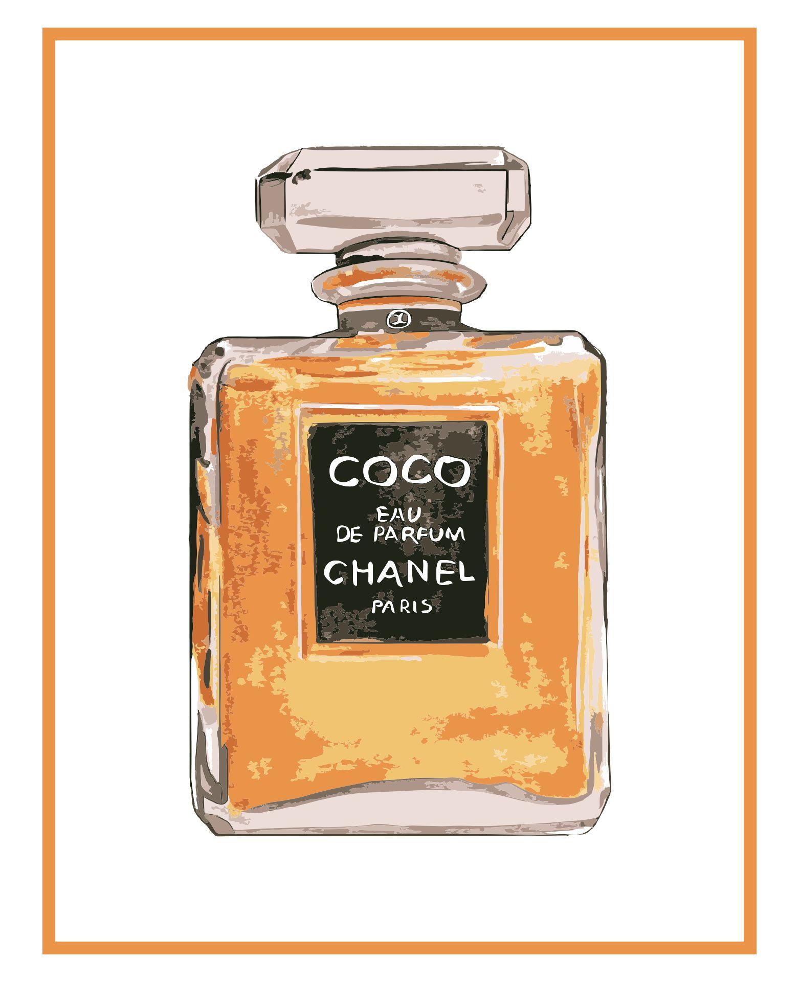 Chanel Wall Art and Decor