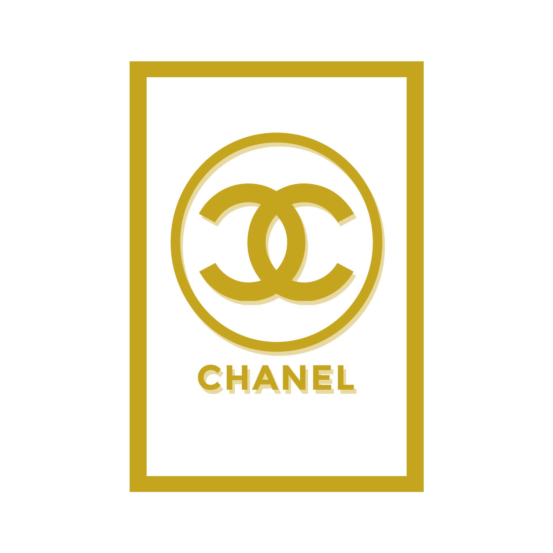 Chanel Wall Art Printable Free
