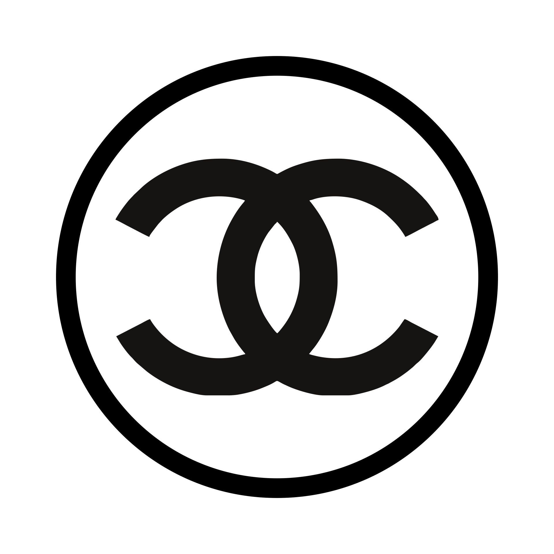 Coco Chanel Logo Clip Art