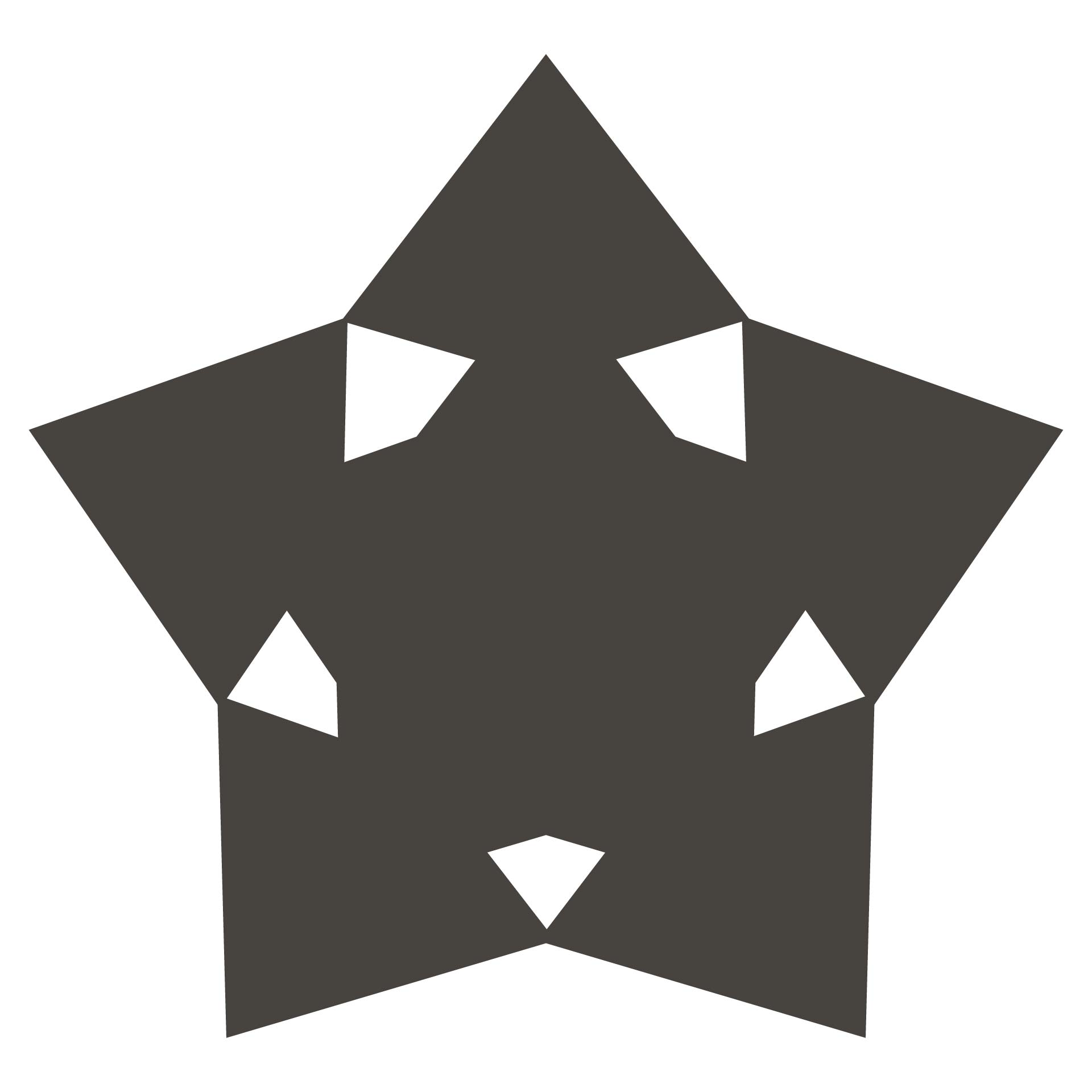 Star Picture To Color 9 Best Images of Big Star Template Printable Stars
