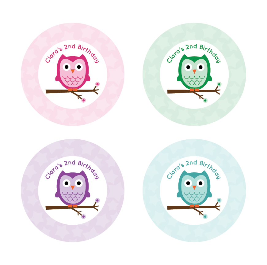 8 Images of Owl Cutouts Printables