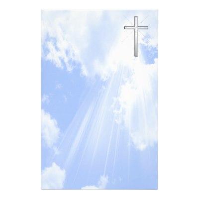 Free Printable Christian Stationary