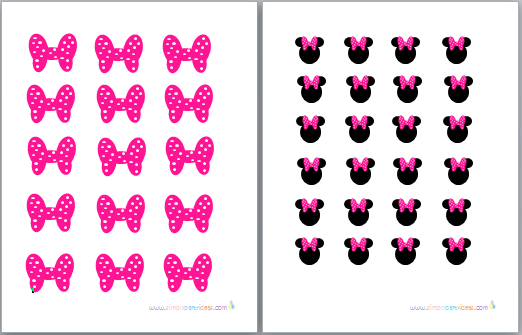 free printable minnie mouse bow template 8 best images of minnie mouse bow printable minnie mouse