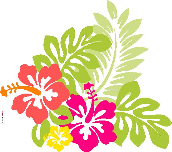 5 Images of Hawaiian Clip Art Free Printables