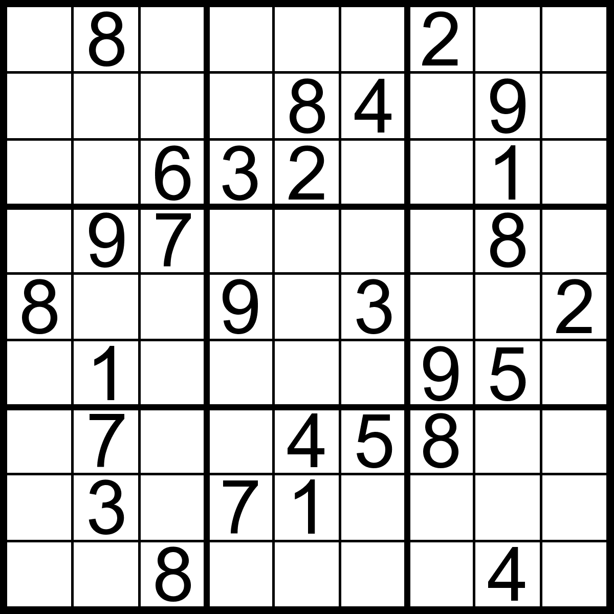 5 Images of Easy Sudoku Printables