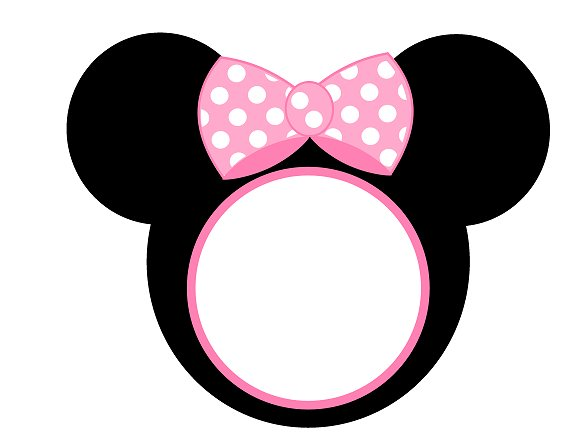 9 Images of Free Printable Minnie Mouse Birthday Template