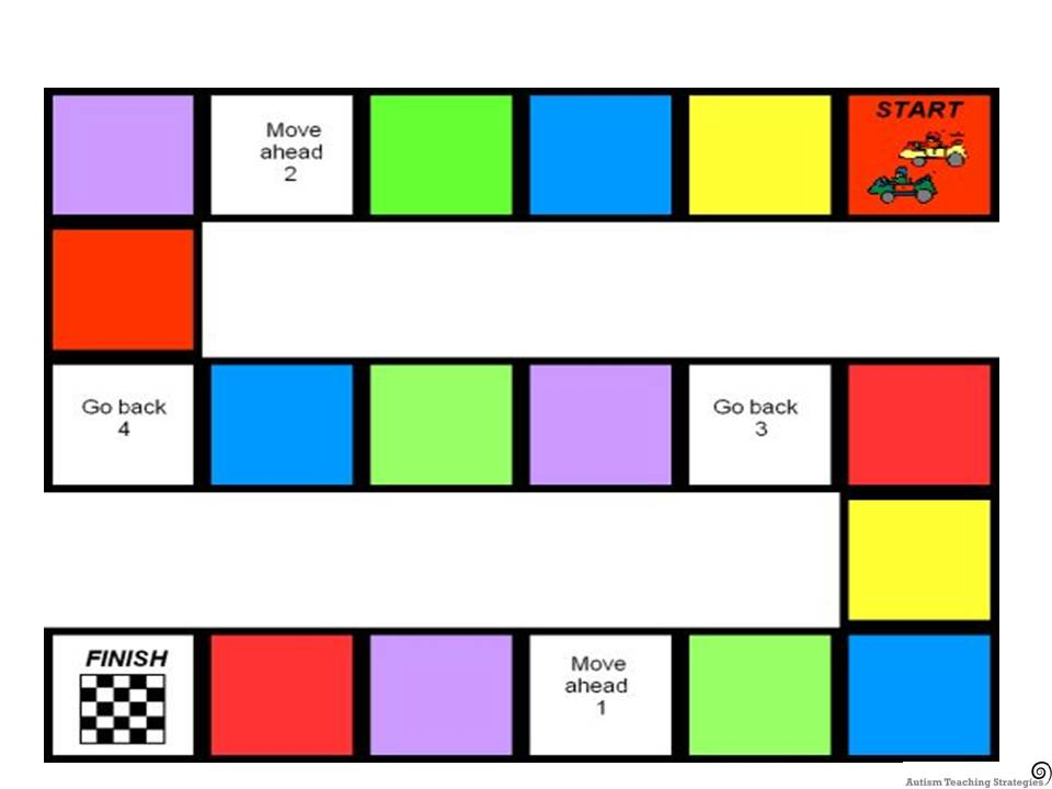 6 Images of Printable Blank Game Boards