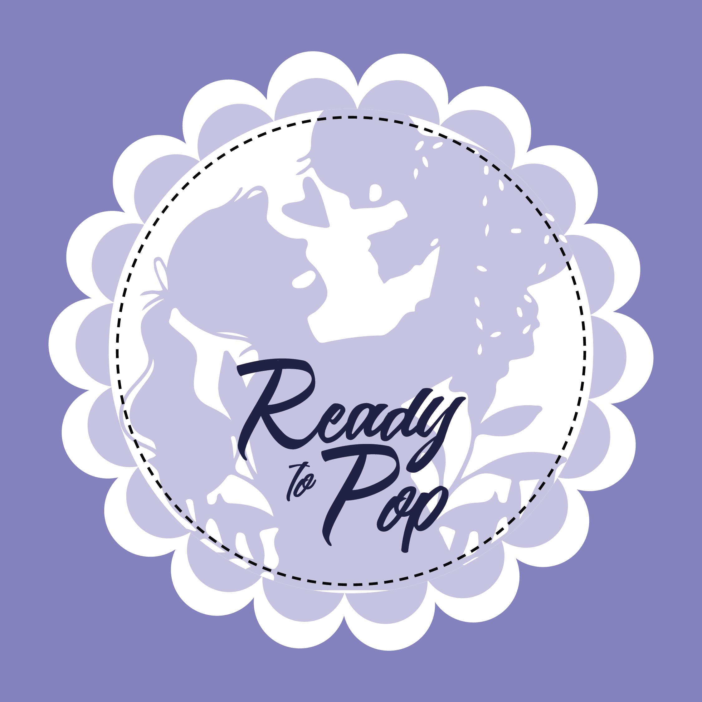 Ready to Pop Baby Shower Labels