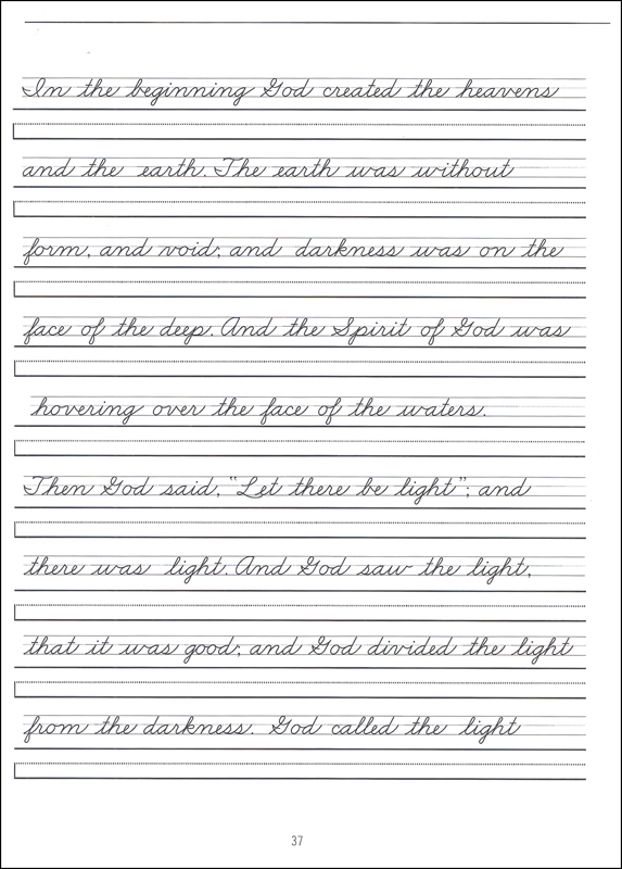 Cursive writing pages to print | Format of academic essay