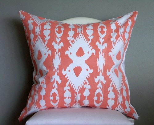 8 Images of Printable Ikat Stencil
