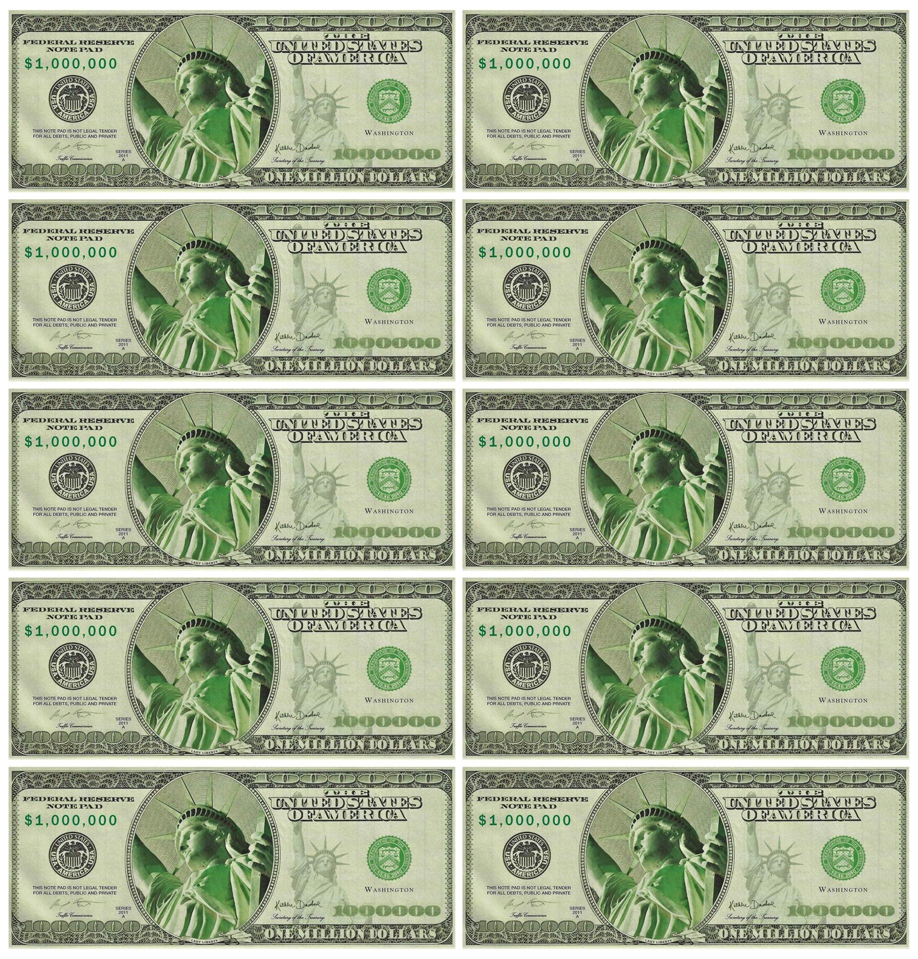 Fake Play Money Print PDF Files