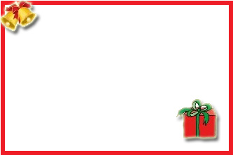 8 best images of free printable holiday mailing labels for Free christmas border templates