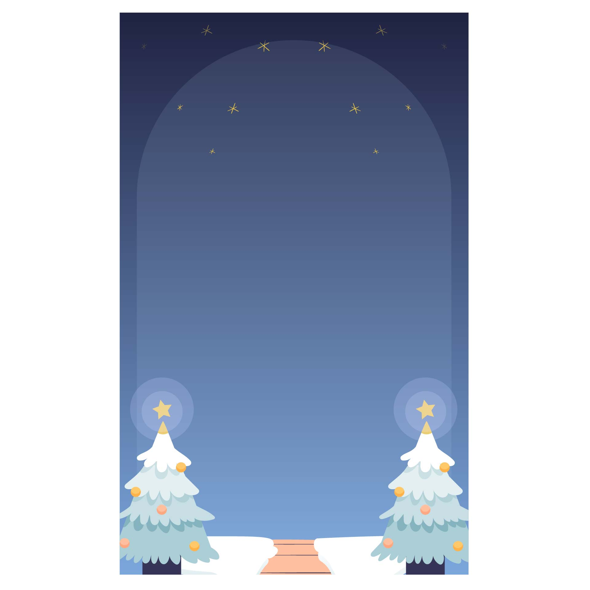 Christmas Letterhead Templates