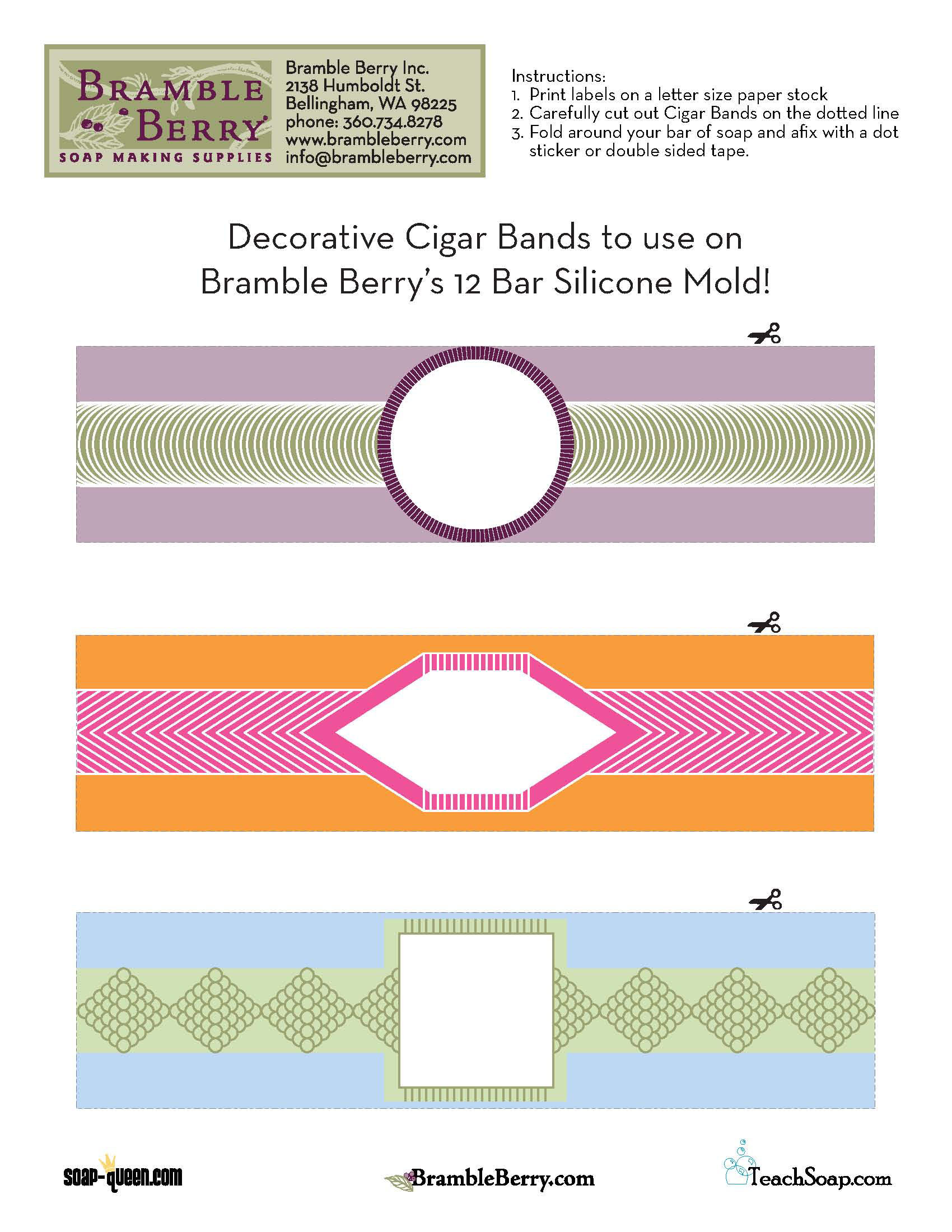 7 Images of Free Printable Cigar Labels