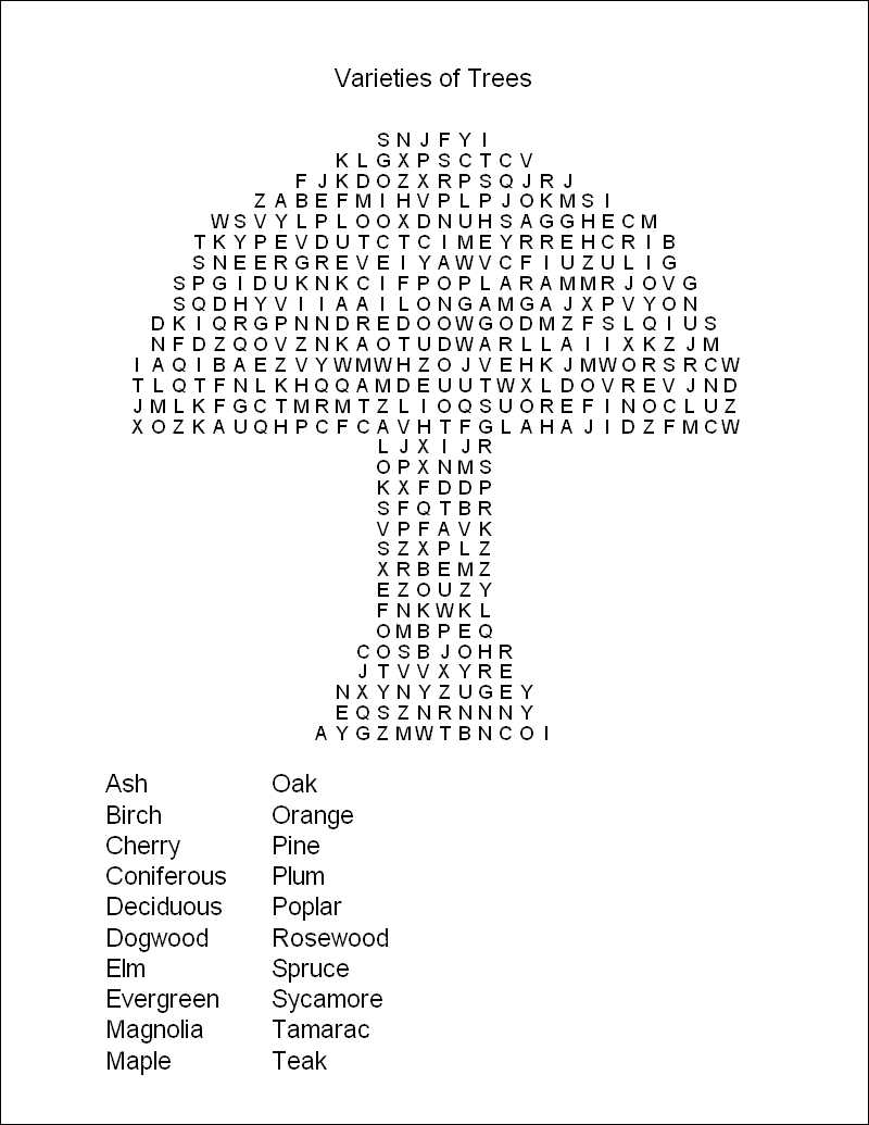 Adult Bible Word Puzzles 35