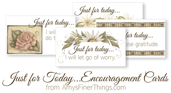 Free Printable Encouragement Card