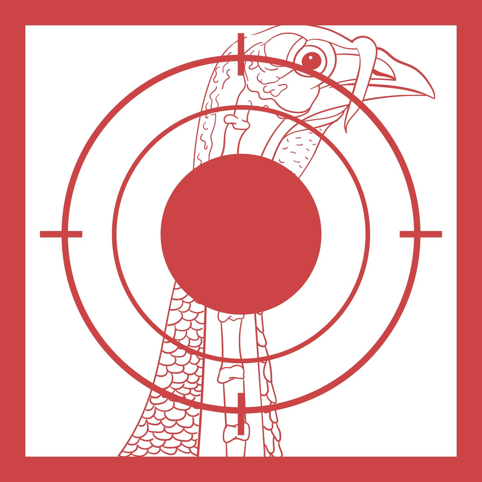 Turkey Head Targets