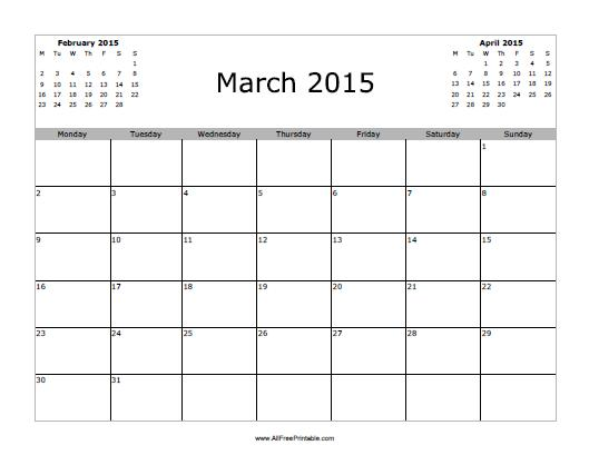 8 Images of Free Printable Calendar All