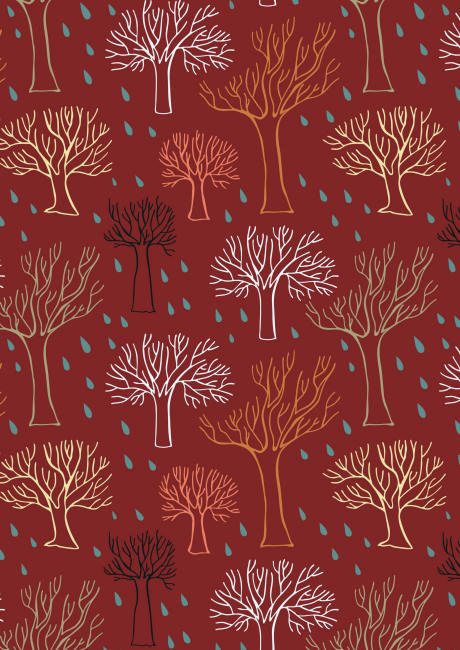 7 Images of Free Printable Autumn Scrapbook Paper