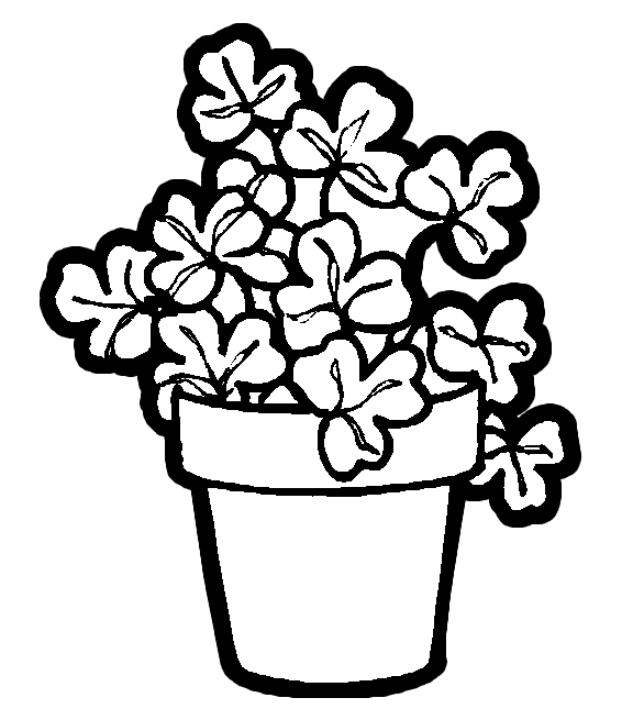 6 Images of Printable Coloring Pages Of Plants