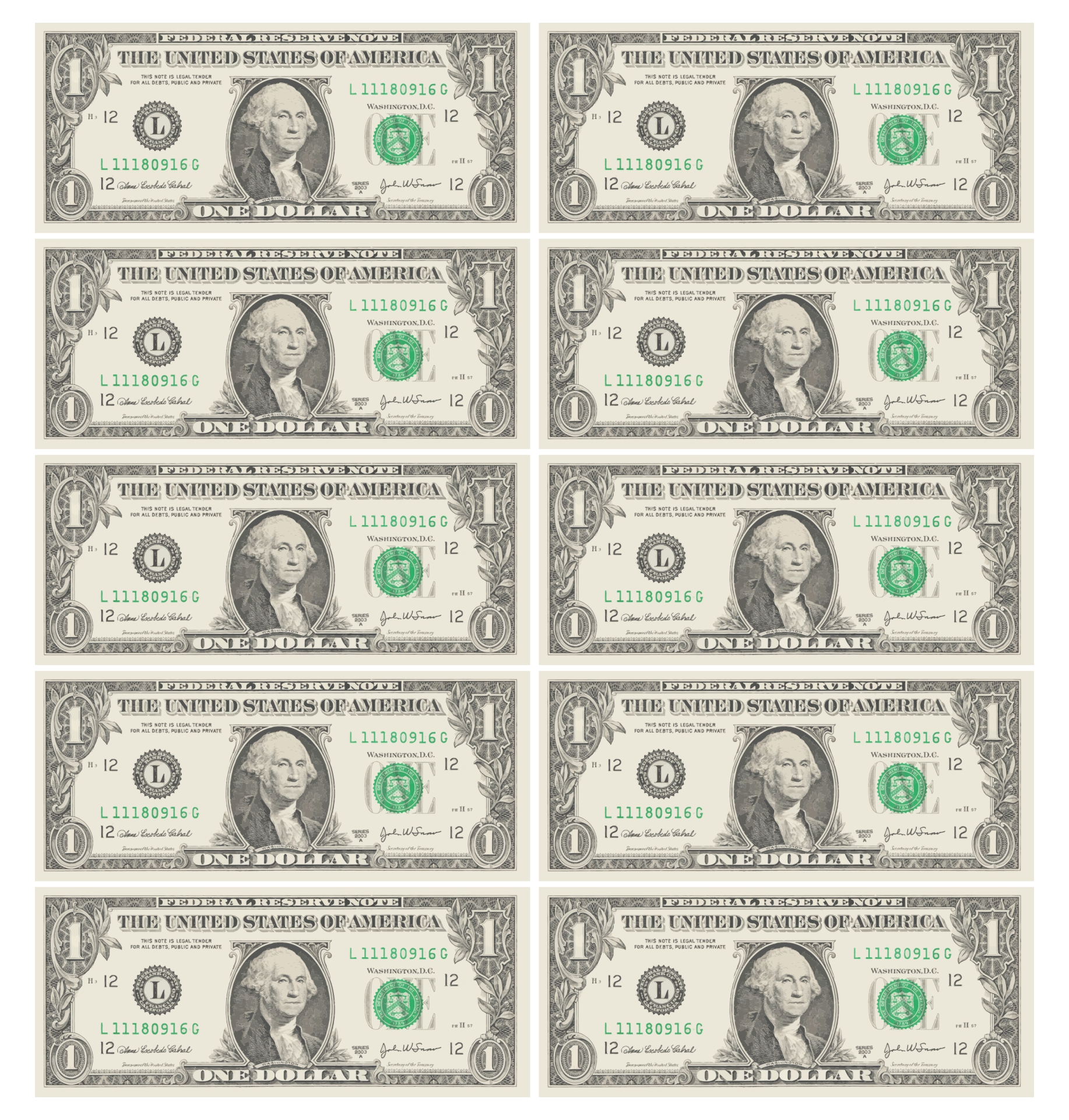 This is a picture of Revered Fake Play Money Printable