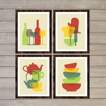 6 best images of printable retro bathroom wall art free for Vintage bathroom printables