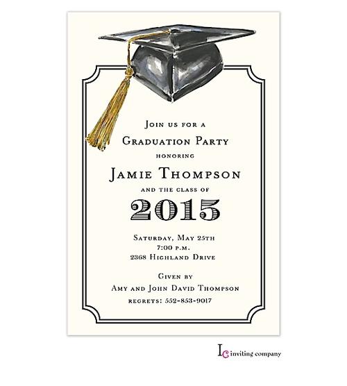 online graduation party invitation templates  ctsfashion, Party invitations