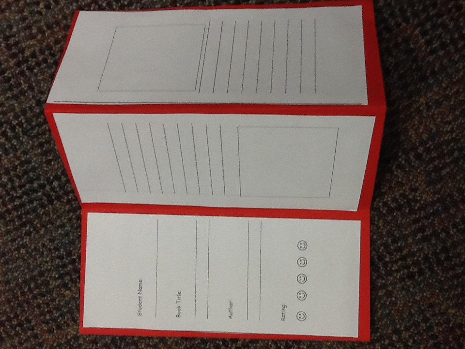 Book Report 3 4 Free Book Report Worksheet - JumpStart