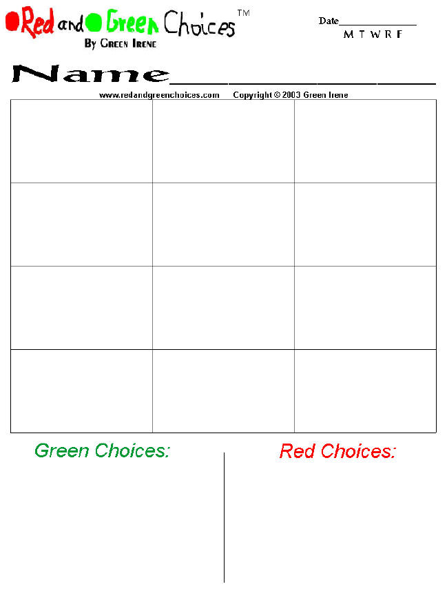 ... Free Blank Printable Reward Chart and Printable Sticker Reward Chart